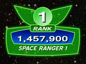 Astro Blasters High Score!